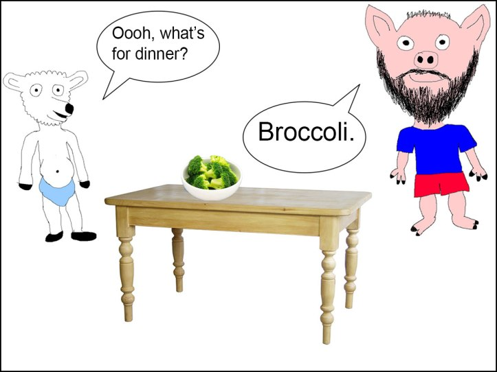 The Aminals: Bubblegum Broccoli frame 1