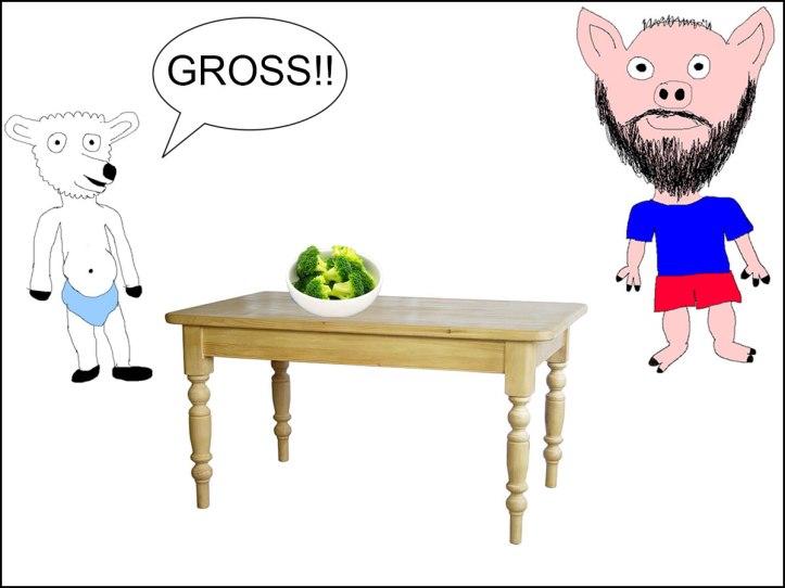 The Aminals: Bubblegum Broccoli frame 2