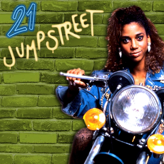 """21 Jump Street"" Holly Robinson"